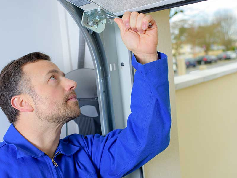 What to do When Faced With Garage Door Damage