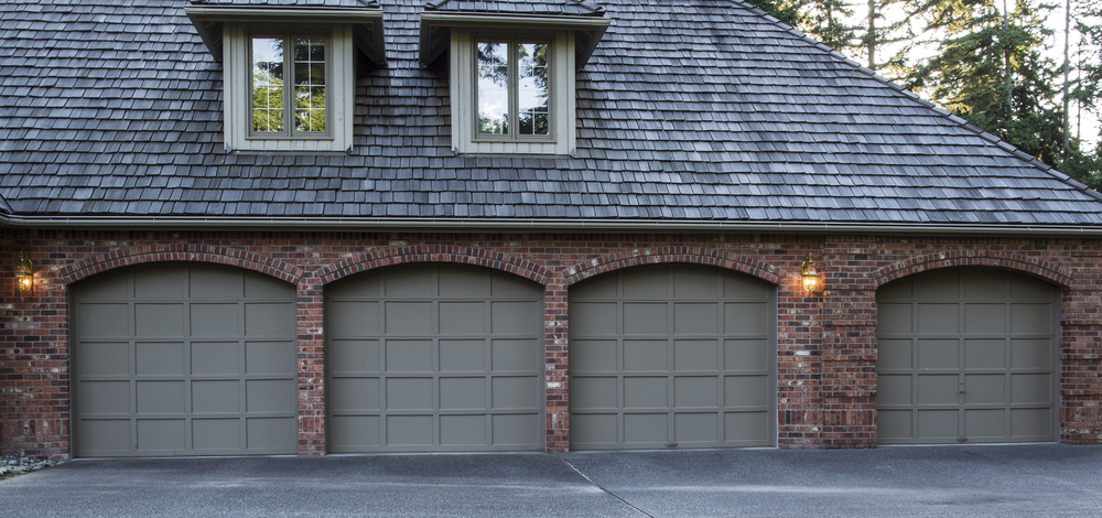 New garage door installation, The Woodlands Garage Door Service
