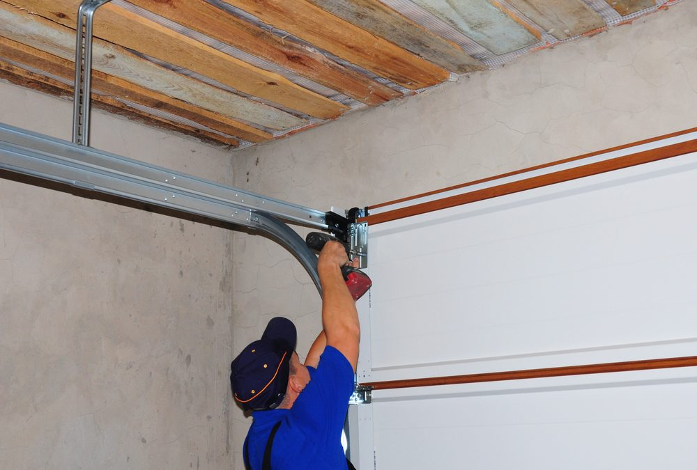 Is Your Garage Door Stuck? Here's What to Do.