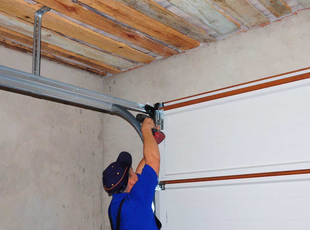 Garage Door Repairs, Cable Issues, The Woodlands Garage Door