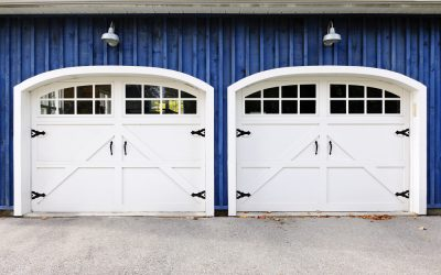 Inspiration for Your Home: Carriage Style Garage Doors