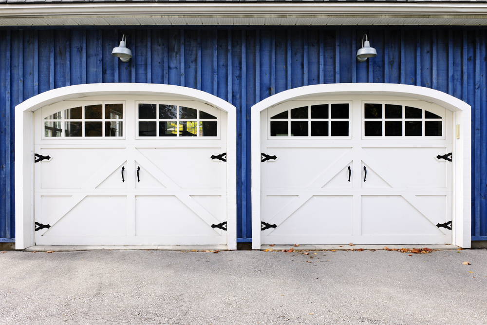 Inspiration for Your Home: Carriage Style Garage Doors, Garage Door Installation, The Woodlands Garage Door Service