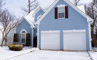 Your Garage and Cold Weather: What You Need to Know