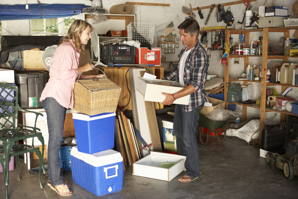 5 Spring Cleaning Ideas to Spruce up Your Garage