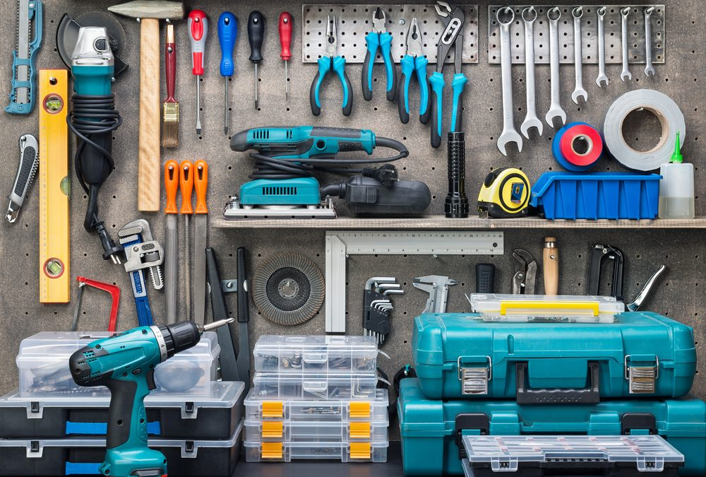 Creative Storage Solutions for Your Garage