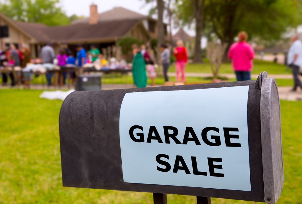 Top Garage Sale Tips and Tricks