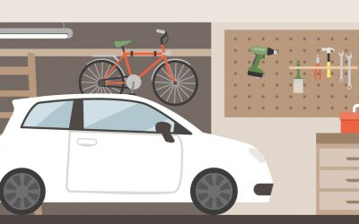 5 Garage Cleanup Tips to Help You Get Organized