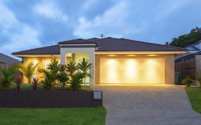 3 Ways Garage Door Lighting Can Increase Curb Appeal
