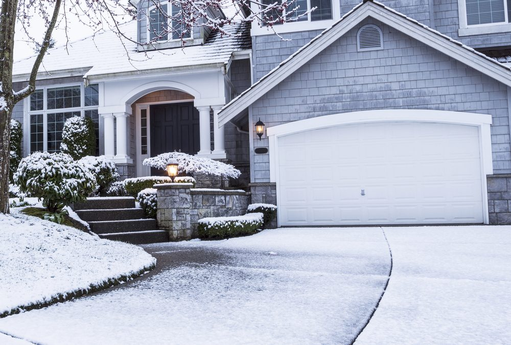 5 Common Garage Problems Caused by Cold Weather