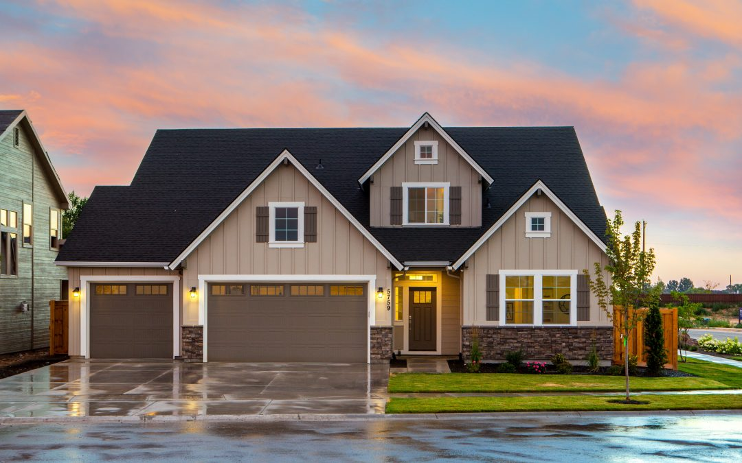 How Different Garage Doors Can Change the Feel of Your Home